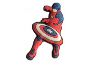 Pin's, Pin'zz capitaine america