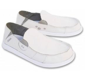 Chaussure Toile Femme, Rosalie Blanc - Blanc - Blanc - Taille 41